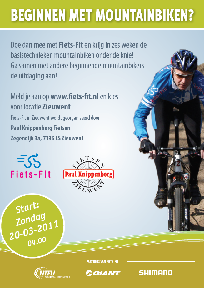 Fiets-fit Paul Knippenborg Zieuwent